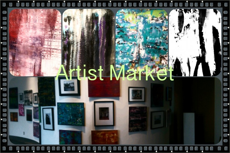 Artist Market – Atlanta – Dec. 5, 2015